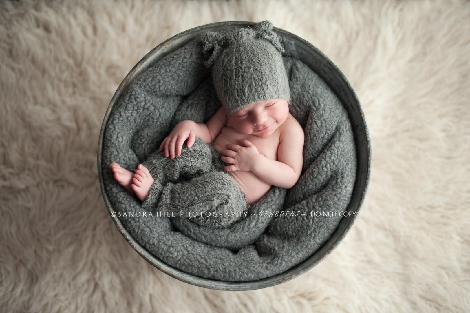 St. George Newborn Photographer