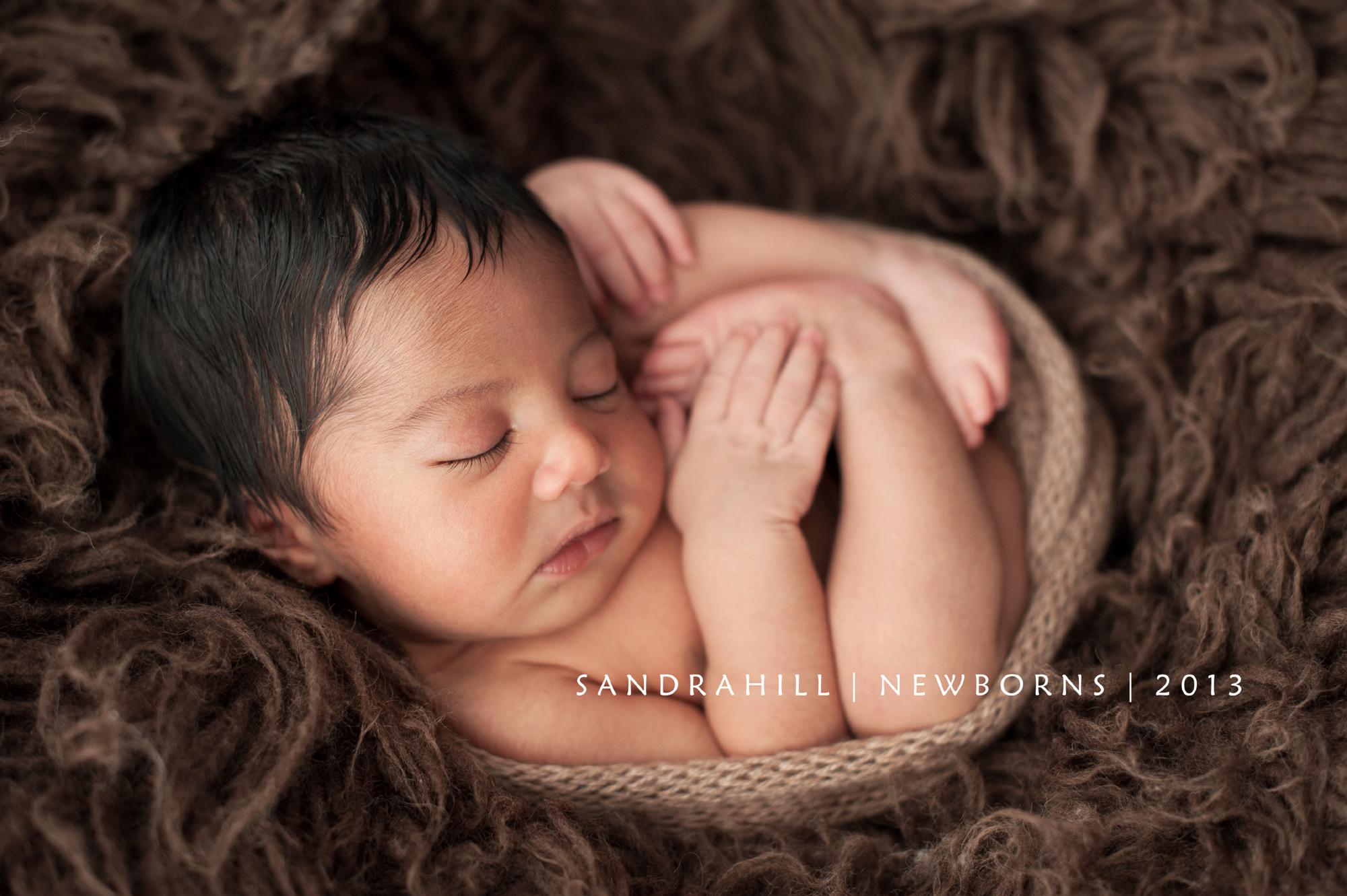 Mississauga Ontario Newborn Photography
